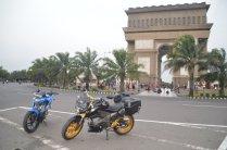 Gandeng 86 Production, Suzuki Motor Sales Gelar Kuliner Touring Bareng GSX-S150 & SUGOI Kediri (Part 1) (23)