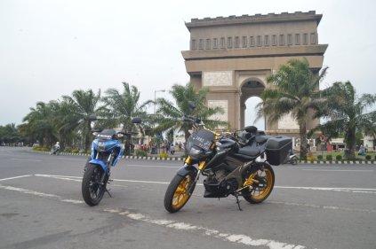 Gandeng 86 Production, Suzuki Motor Sales Gelar Kuliner Touring Bareng GSX-S150 & SUGOI Kediri (Part 1) (25)