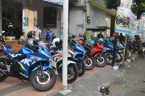 Gandeng 86 Production, Suzuki Motor Sales Gelar Kuliner Touring Bareng GSX-S150 & SUGOI Kediri (Part 1) (3)