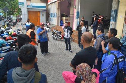 Gandeng 86 Production, Suzuki Motor Sales Gelar Kuliner Touring Bareng GSX-S150 & SUGOI Kediri (Part 1) (5)