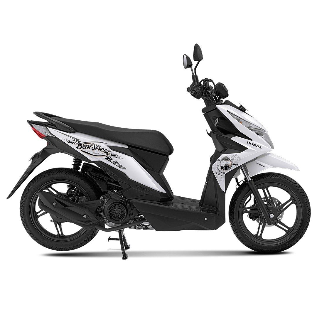Jelang Lebaran, AHM Rilis Warna Baru New Honda BeAT Street eSP