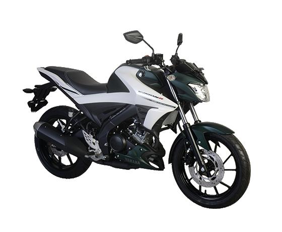 New Vixion R Green White