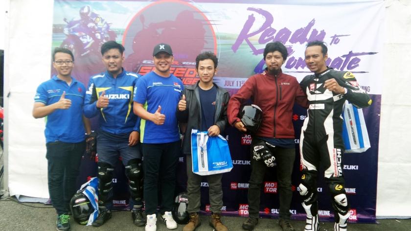 Adu Cepat, Komunitas Motor Geber Suzuki GSX di Bridgestone Proving Ground, Kerawang, Jawa Barat.jpg