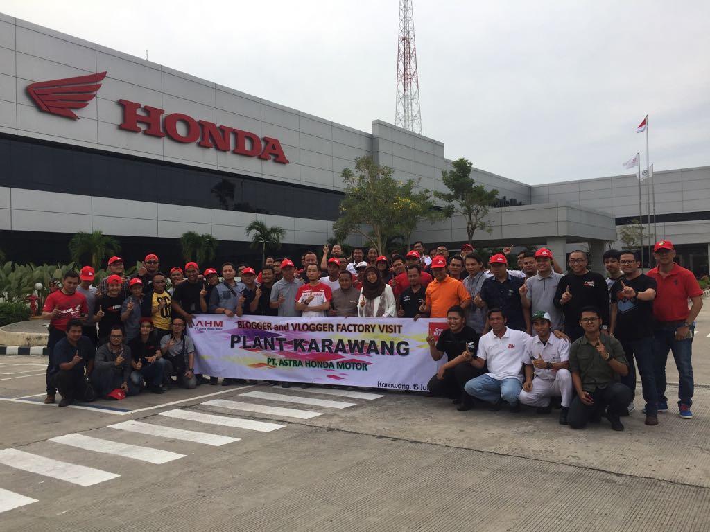 AHM Factory Visit, 55 Blogger dan Vlogger Otomotif Senusantara Sambangi Plant 4 dan 5 AHM di Karawang (6).jpeg