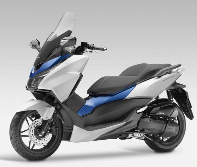 Hadang Yamaha XMAX 250, Honda Siapkan Maxi Scooter 250