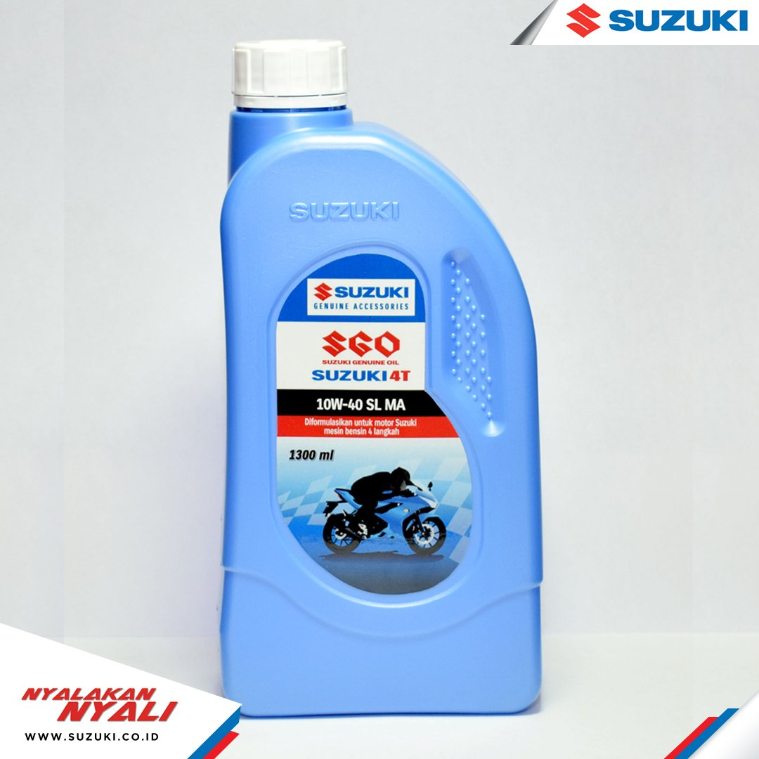 Lebih Praktis, Ini Oli Rekomendasi Untuk Suzuki GSX-R150 dan GSX-S150.jpg