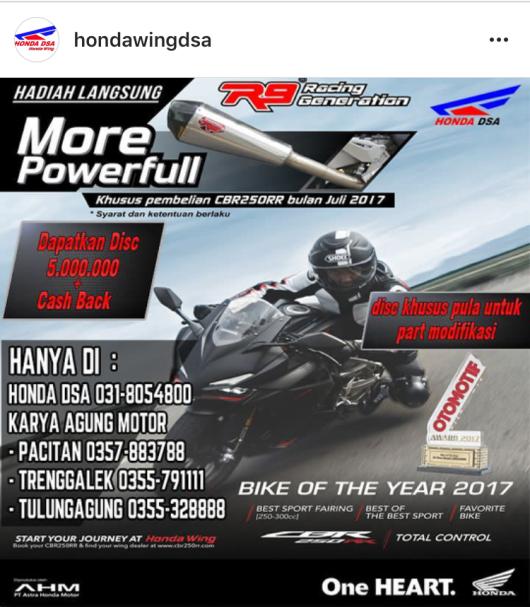 Periode Juli 2017, Beli Honda CBR250RR Dapat Hadiah Langsung Knalpot Racing R9.png
