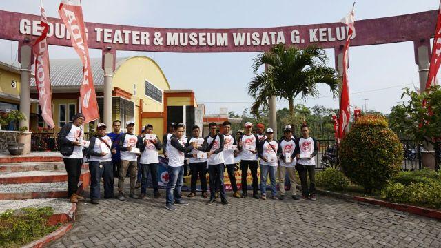 Bekal HBD 2017, MPM Beri Pelatihan Basic Life Support Kepada Bikers Honda di Jatim (1)