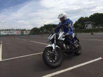 Perdana, MPM Gelar Kompetisi Safety Riding For Blogger Jatim, Seru Mas bro! (1)