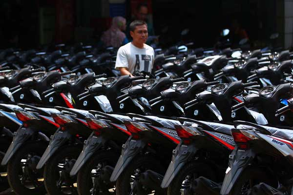 Data AISI September 2017, Berikut 10 Motor Paling Laris di Indonesia