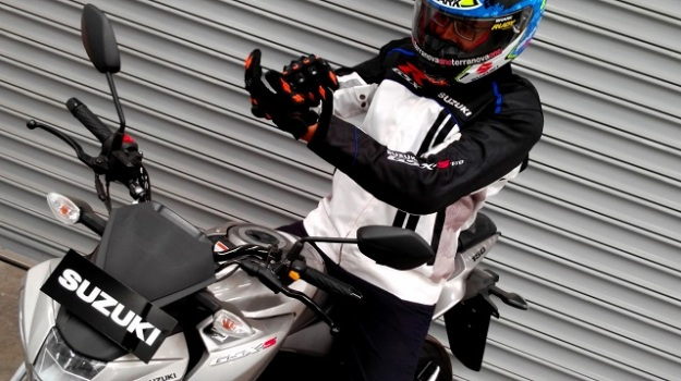 Harga Naik, Kini Suzuki GSX-R150 dan GSX-S150 Berhadiah Jaket Sporty