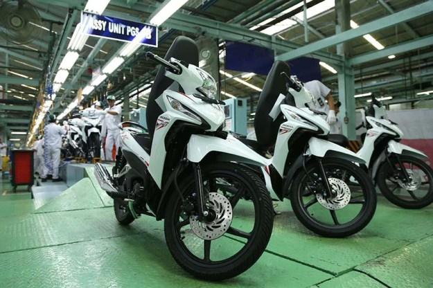 New Honda REVO X 2018 (2)