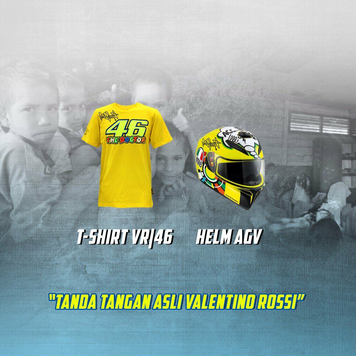 Peduli Pendidikan di NTT, Yamaha Indonesia Merilis VixionR 1 Dekade Limited Edition Package (2)