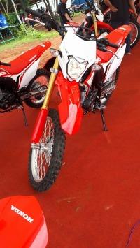 All New Honda CRF150L, Resmi Rilis, Berikut Harganya Sob! (1)