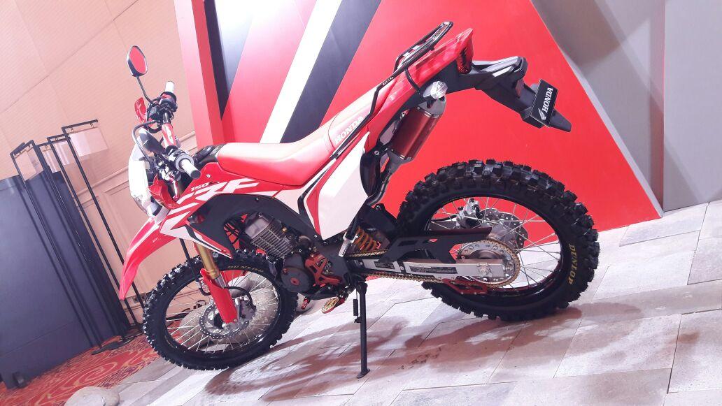 Gallery Honda CRF150L (5)