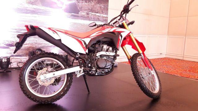 Gallery Honda CRF150L (8)