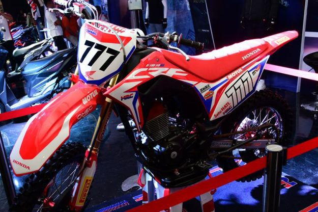 Honda CRF150 Lokal Siap Meluncur Pekan Depan!