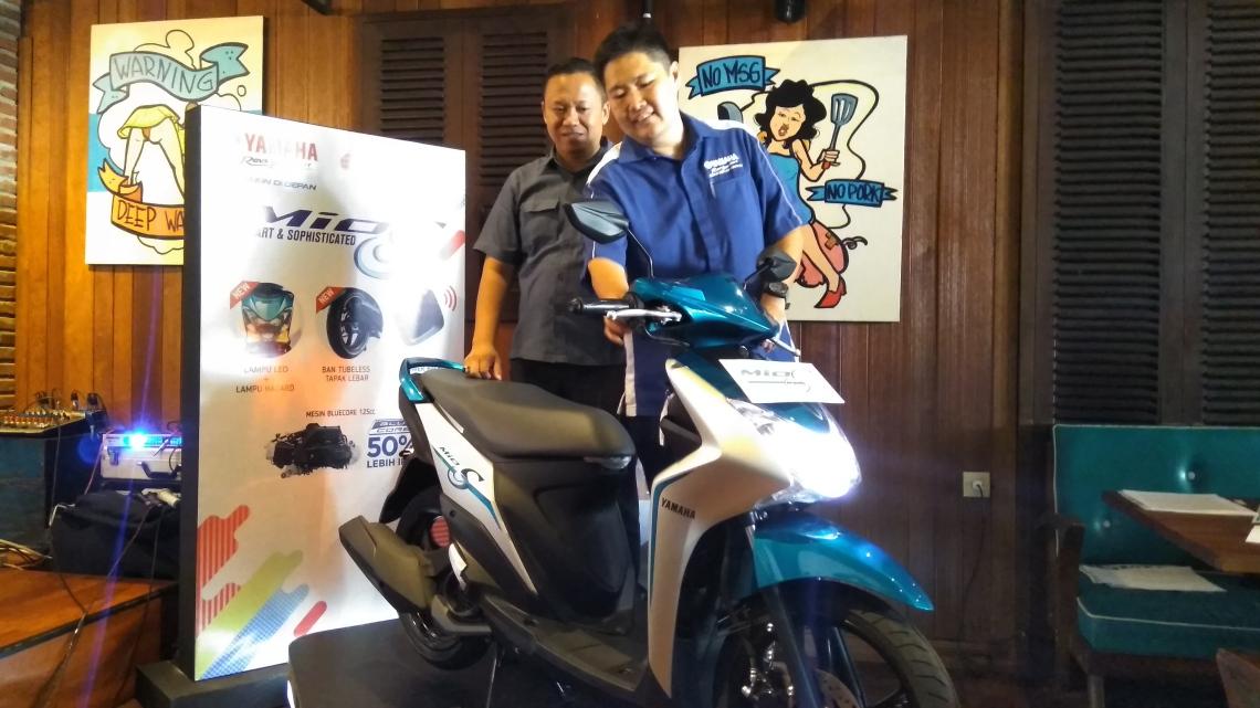 Resmi Rilis di Jatim, Berikut Harga Yamaha Mio S OTR Surabaya