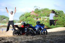 Soul Of The Road, 5 Riders Suzuki GSX-S150 Jelajah Pantai Selatan Malang (1)