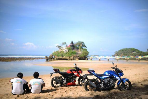 Soul Of The Road, 5 Riders Suzuki GSX-S150 Jelajah Pantai Selatan Malang (10)