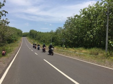 Soul Of The Road, 5 Riders Suzuki GSX-S150 Jelajah Pantai Selatan Malang (3)