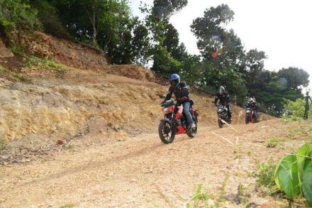 Soul Of The Road, 5 Riders Suzuki GSX-S150 Jelajah Pantai Selatan Malang (4)