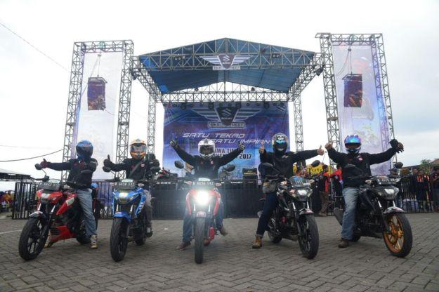 Soul Of The Road, 5 Riders Suzuki GSX-S150 Jelajah Pantai Selatan Malang (6)
