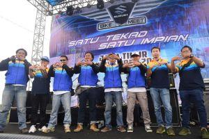 Soul Of The Road, 5 Riders Suzuki GSX-S150 Jelajah Pantai Selatan Malang (7)