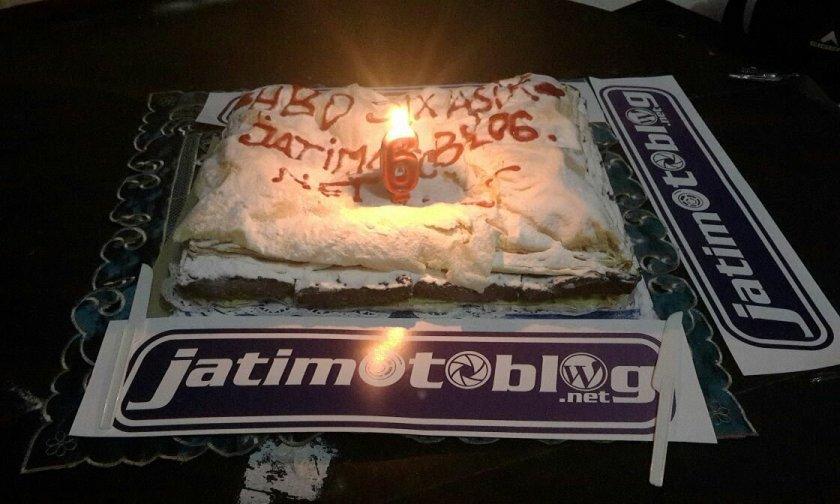 6th Anniversary Jatimotoblog, Satu Tekad Satu Impian