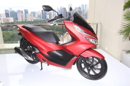 Pilihan Warna All New PCX 150 Lokal (2)