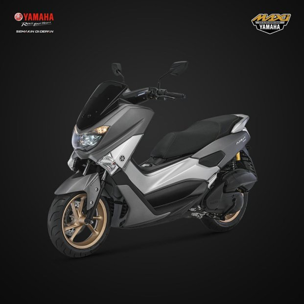 Pilihan Warna Yamaha NMAX 155 MY 2018 (3)