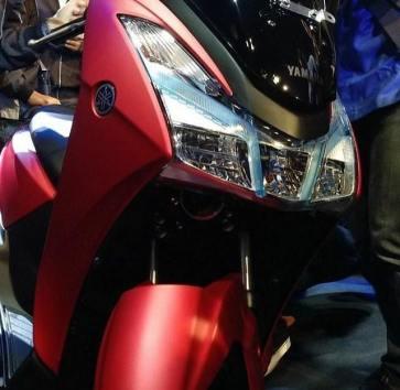 Gambar Yamaha Lexi 125 2018 (2)