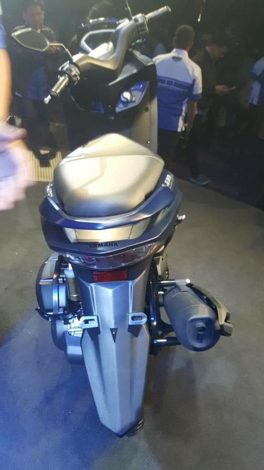 Gallery Gambar Yamaha Lexi 125 2018 Warungbiker Com