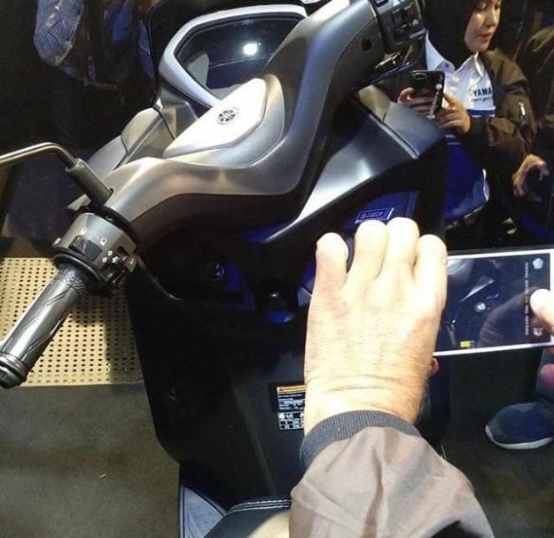Gambar Yamaha Lexi 125 2018 (5)