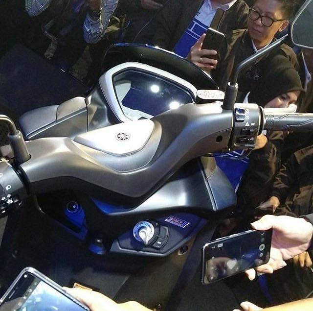Gambar Yamaha Lexi 125 2018 7 Warungbiker Com