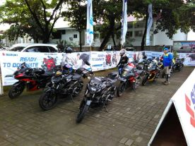 Kampanyekan Safety Riding, Komunitas Suzuki GSX150 ngeGass ke Toraja (3)