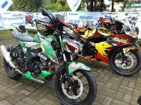 Kampanyekan Safety Riding, Komunitas Suzuki GSX150 ngeGass ke Toraja (4)