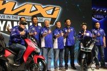 Kaya Fitur, Yamaha Lexi Jadi Keluarga Baru MAXI Yamaha (4)