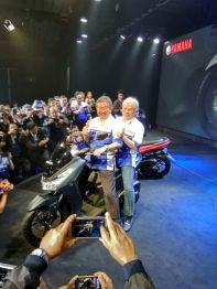 Kejutan,. Yamaha Kenalkan Lexi 125 2018 (1)