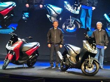Kejutan,. Yamaha Kenalkan Lexi 125 2018 (2)