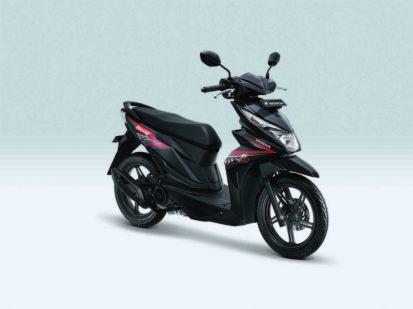 Sambut Tahun Baru 2018, AHM Luncurkan Grafis Baru New Honda BeAT eSP dan New Honda BeAT Street eSP (3)