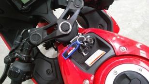 Suzuki GSX-R150 Shutter Key System (3)