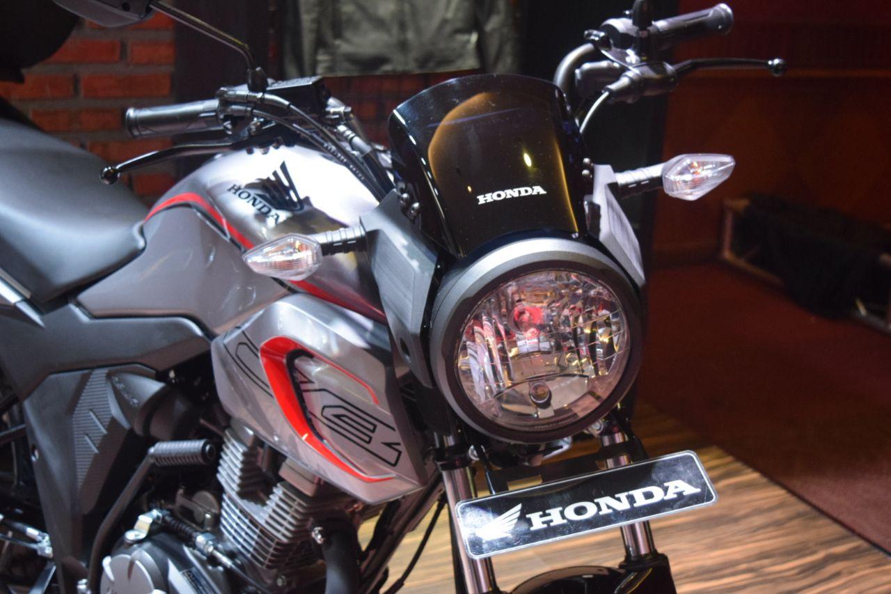 Modifikasi Honda Cb Verza