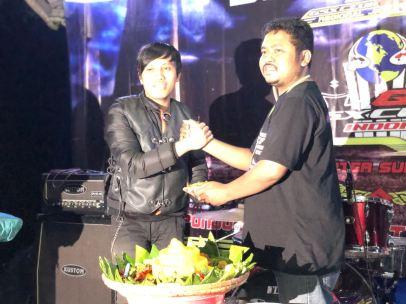 Wakil Walikota, Resmikan GSX Club Indonesia Sukabumi (4)