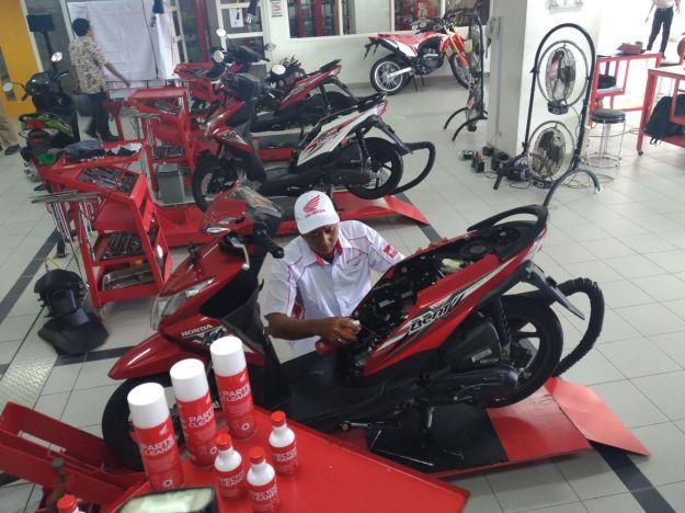Penjualan Meningkat, MPM Rilis Produk Baru Untuk Perawatan Motor Injection (1)