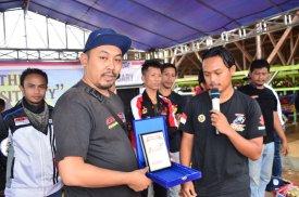 Ratusan Bikers Meriahkan 1st Anniversary GSX Community Nusantara di Subang, Jawa Barat (2)