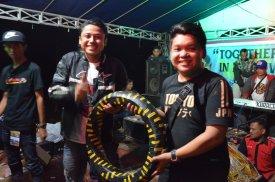 Ratusan Bikers Meriahkan 1st Anniversary GSX Community Nusantara di Subang, Jawa Barat (3)
