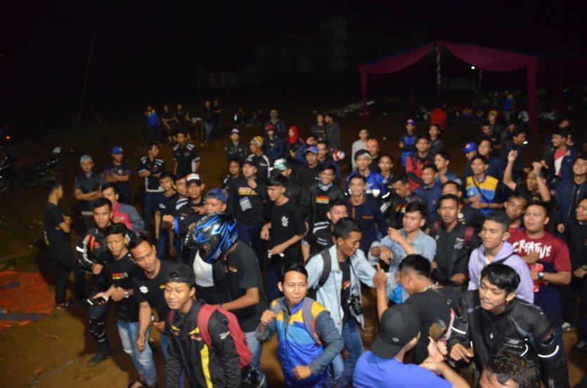 Ratusan Bikers Meriahkan 1st Anniversary GSX Community Nusantara di Subang, Jawa Barat (4)