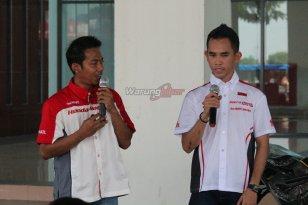 Ratusan Bikers Meriahkan MPM Track Day Honda CBR 2018 di Sirkuit Gelora Bung Tomo, Surabaya (5)