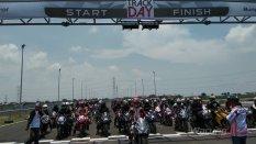 Ratusan Bikers Meriahkan MPM Track Day Honda CBR 2018 di Sirkuit Gelora Bung Tomo, Surabaya (7)